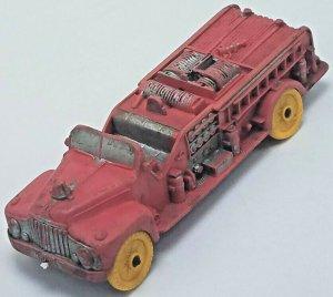 Auburn Rubber Company Fire Truck No.502 Hose Pumper Engine