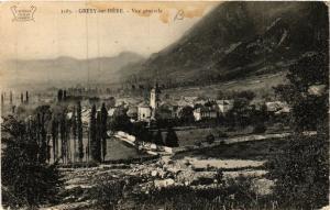 CPA  Grésy-sur-Isére - Vue générale (651359)
