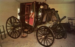 General Jackson's Carriage at The Hermitage