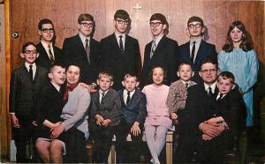 Dublin Michigan~Fischer Family~Mom Dad Retired~Kids Run General Store~1950s PC