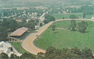 LANCASTER, Ohio, 40-60s; Fairfield County Race Track & Fairgrounds