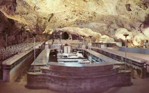 NM - Carlsbad Caverns National Park, Lunchroom