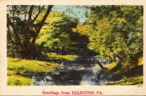 Pennsylvania Greetings From Ellenton