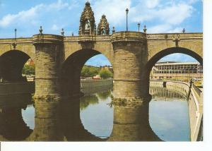 Postal 034184 : Madrid. Puente de Toledo sobre el rio Manzanares