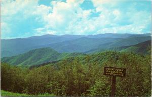 Heintooga Overlook - Great Smoky Mountains National Park