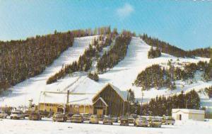 Le Centre de ski Station Mont-Castor , MATANE , Quebec , Canada , 40-60s