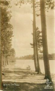 C-1910 Wausau Wisconsin Marathon County Colby Northern RPPC Photo Postcard 3519