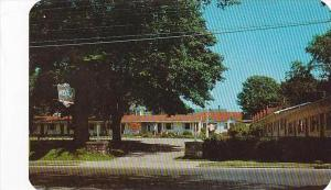 Canada Nova Scotia Yarmouth Lakelawn Motel