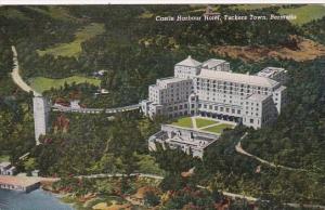 Castle Harbour Hotel Tuckers Town Bermuda 1952