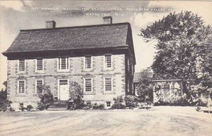 New Jersey Wayne TWP Dey Manson Washington Headquarters Preakness Valley Park...