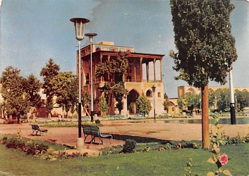 Isfahan Iran Ali Ghapoo Isfahan Ali Ghapoo