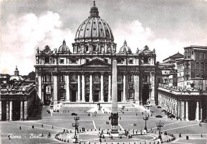 Roma Basilica di S Pietro Italy Unused