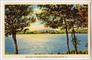 Sacketts Harbor, Conesus Lake NY