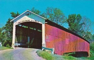 Newport Bridge Vermilliion County Indiana