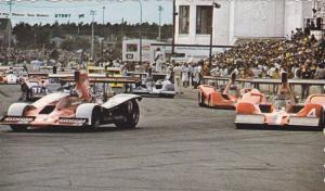 Grand prix automobile Trois-Rivieres , Quebec , Canada , 40-60s