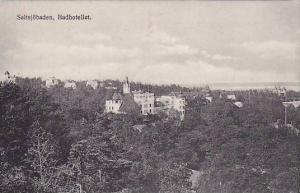 Bird's Eye View, Badhotellet, Saltsjöbaden, Sweden, 1900-1910s