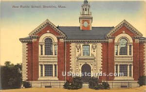 New Runkle School - Brookline, Massachusetts MA