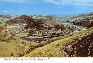 Lewis & Clark Highway - Kooskia, Idaho