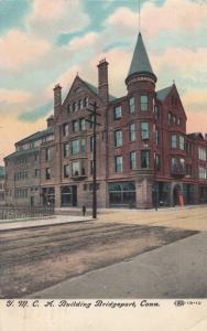 BRIDGEPORT , Connecticut , PU-1908 ; Y. M. C. A. Building