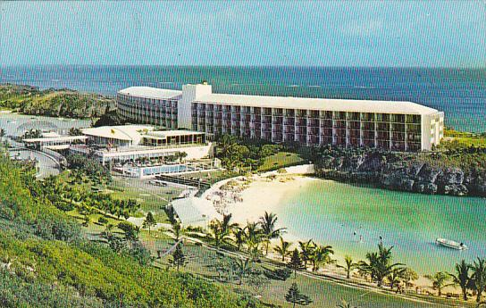 Sonesta Beach Hotel Bermuda Hippostcard