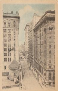 TORONTO (Ontario),  1928 ; Yonge Street