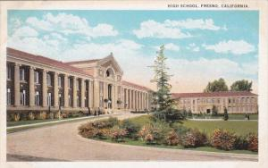 FRESNO, California; High School, 10-20s