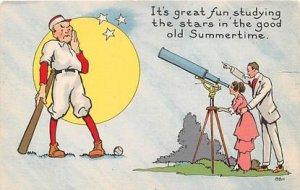 Publisher Bergman 8811, Baseball Unused internal creases
