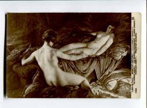 257141 NUDE Lesbian Women by Marco de GASTYNE Vintage SALON PC