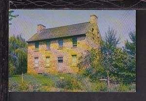 Stone House,Manassas Battlefield Park,VA Postcard BIN