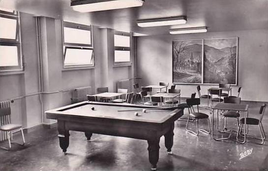 Billiards Pool Trois-Epis Centre de Convalescence Regime de la Mutuelle Gener...
