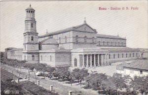 Basilica Di S Paolo Roma