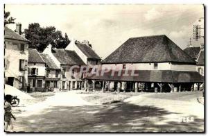 Postcard Modern Orxois Marigny in Halle