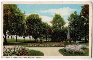 Washington Park, Sandusky Ohio