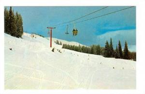 Tod Mountain Ski Resort , KAMLOOPS , B.C. , Canada, 50-60s