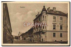 Old Postcard Terezin