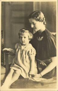 Princess Isabelle of Orléans-Braganza Countess of Paris and Princess Isabelle