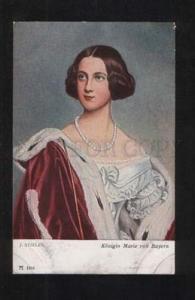 072472 GERMAN Konigin Marie von Bayern by STIELER Vintage PC