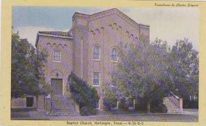 Texas Harlingen Baptist Church