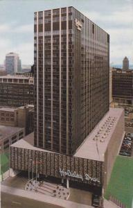 Downtown Holiday Inn , Montreal , Quebec , Canada , PU-1971