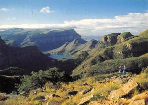 South Africa Blyde River Canyon Eastern Transvaal Blyd and Ohrigstad Rivers