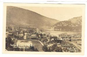 RP; View from Cyro Point of Kootenay Lake & Nelson, British Columbia, Canada,...