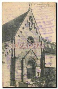 Old Postcard Paray le Monial EWxterieur the Chapel of the Visitation