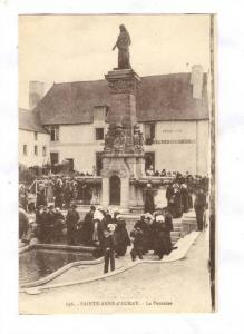 Sainte-Anne-d'Auray, .-La Fontaine, France, 00-10s
