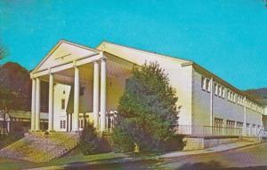 North Carolina Ridgecrest Main Auditorium Ridgecrest Baptist Assembly