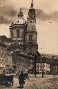 Czech Republic Praha Kostel mikulase 02.69