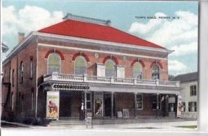 Town Hall, Perry NY