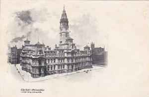 Exterior, City Hall,  Philadelphia, Pennsylvania,  00-10s