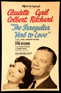 The irregular verb to love