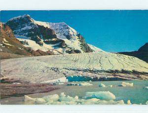 Unused Pre-1980 TOWN VIEW SCENE Banff - Jasper Alberta AB p8626