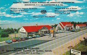 Canada St Jean-Port-Joli Auberge Du Faubourg
